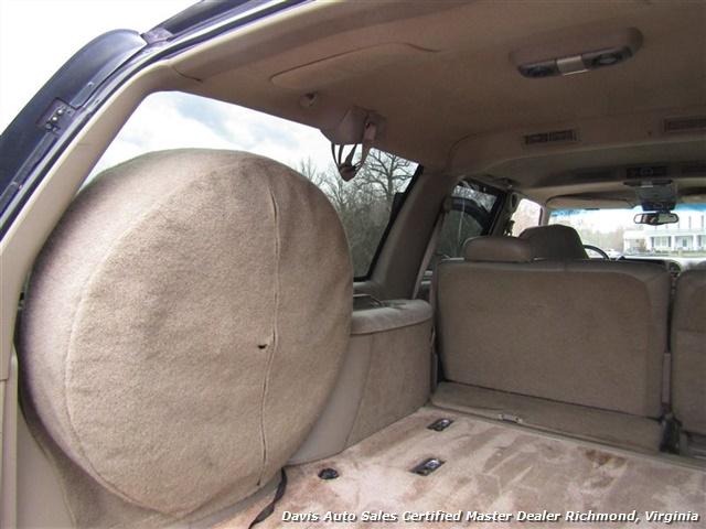 1997 Chevrolet Suburban K 1500 LT 4X4 - Photo 20 - Richmond, VA 23237