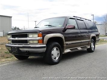 1997 Chevrolet Suburban K 1500 LT 4X4 - Photo 1 - Richmond, VA 23237