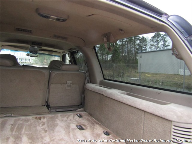 1997 Chevrolet Suburban K 1500 LT 4X4 - Photo 21 - Richmond, VA 23237