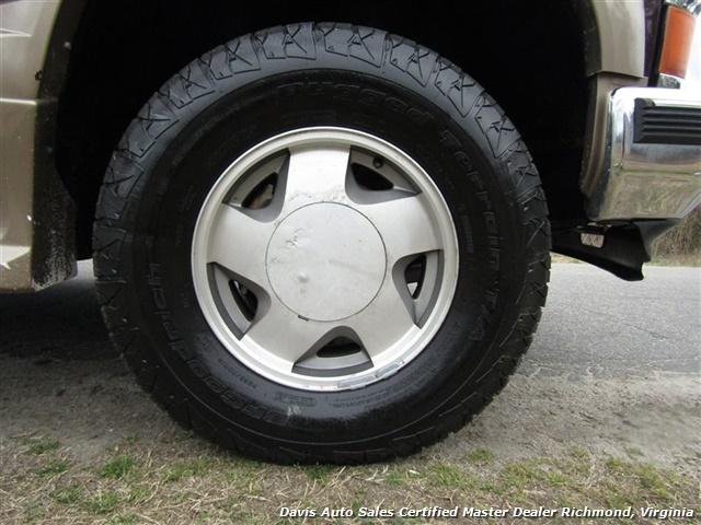 1997 Chevrolet Suburban K 1500 LT 4X4 - Photo 40 - Richmond, VA 23237