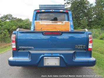 2007 International Rxt 4300 4700 Diesel Crew Cab Hauler Bed