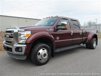 2011 Ford F-450 Super Duty XLT FX4 4X4 Dually Crew Cab Truck