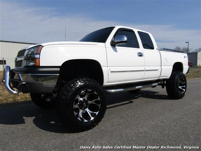2003 Chevrolet Silverado 1500 Ls Z71 Off Road Lifted 4x4 Extended