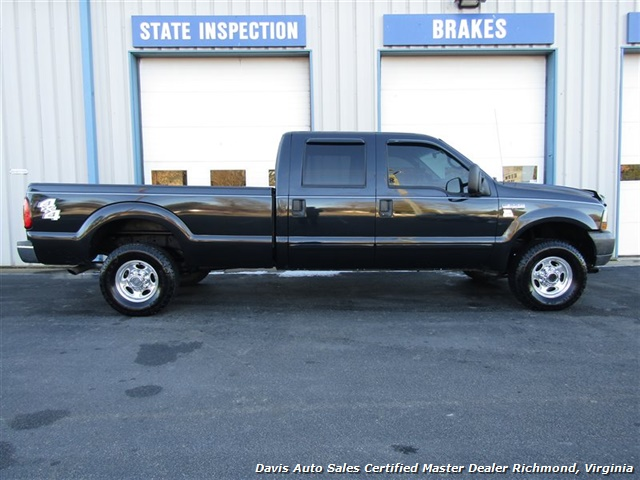 2002 Ford F-250 Super Duty Lariat 7.3 Diesel 4X4 Crew Cab Long Bed - Photo 12 - Richmond, VA 23237