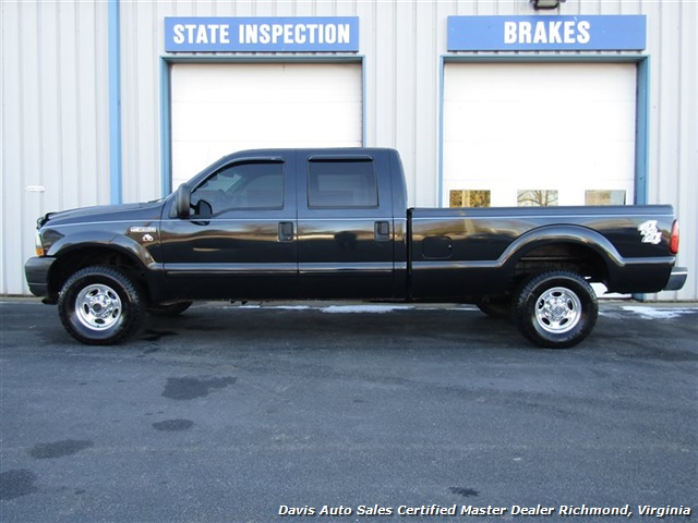 2002 Ford F-250 Super Duty Lariat 7.3 Diesel 4X4 Crew Cab Long Bed - Photo 2 - Richmond, VA 23237
