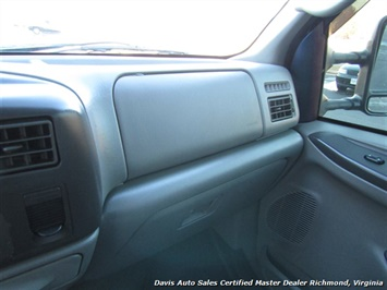 2002 Ford F-250 Super Duty Lariat 7.3 Diesel 4X4 Crew Cab Long Bed - Photo 18 - Richmond, VA 23237