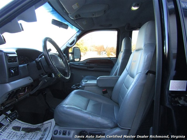 2002 Ford F-250 Super Duty Lariat 7.3 Diesel 4X4 Crew Cab Long Bed - Photo 17 - Richmond, VA 23237