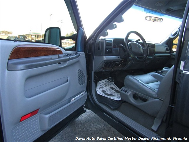 2002 Ford F-250 Super Duty Lariat 7.3 Diesel 4X4 Crew Cab Long Bed - Photo 5 - Richmond, VA 23237