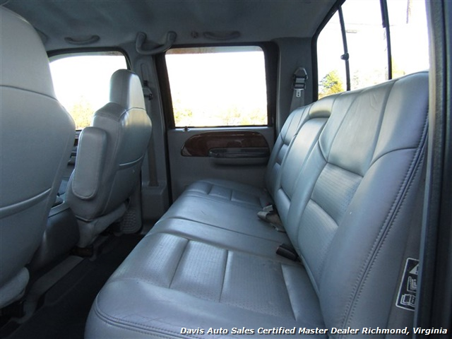 2002 Ford F-250 Super Duty Lariat 7.3 Diesel 4X4 Crew Cab Long Bed - Photo 21 - Richmond, VA 23237