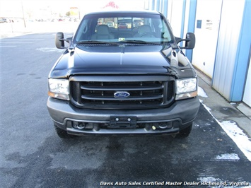 2002 Ford F-250 Super Duty Lariat 7.3 Diesel 4X4 Crew Cab Long Bed - Photo 27 - Richmond, VA 23237