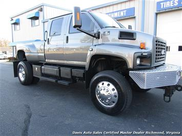 2004 Chevrolet Kodiak Topkick C7500 Diesel 4X4 Monster CAT Dually - Photo 30 - Richmond, VA 23237