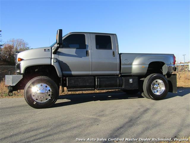 2004 Chevrolet Kodiak Topkick C7500 Diesel 4X4 Monster CAT Dually - Photo 2 - Richmond, VA 23237