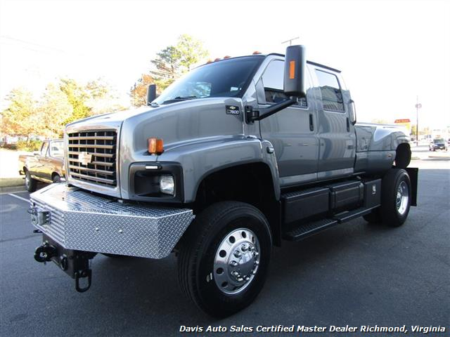 2004 Chevrolet Kodiak Topkick C7500 Diesel 4X4 Monster CAT Dually - Photo 17 - Richmond, VA 23237