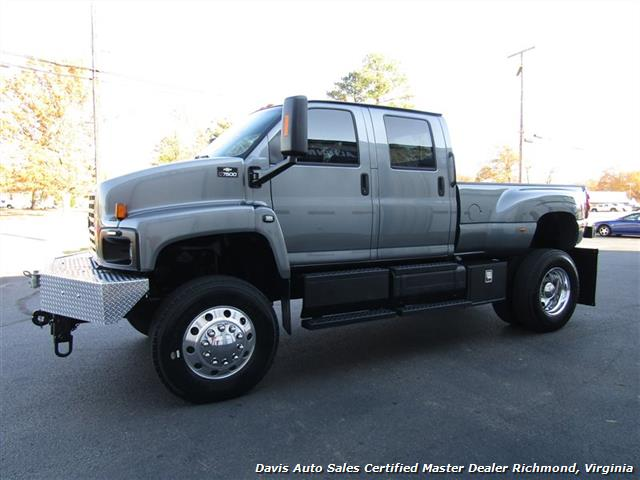 2004 Chevrolet Kodiak Topkick C7500 Diesel 4X4 Monster CAT Dually - Photo 18 - Richmond, VA 23237