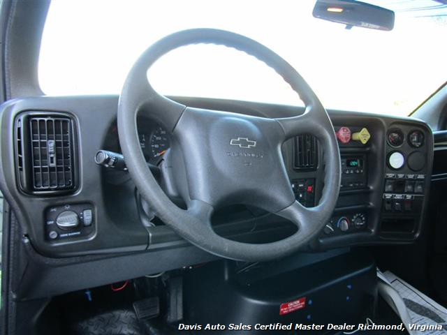 2004 Chevrolet Kodiak Topkick C7500 Diesel 4X4 Monster CAT Dually - Photo 12 - Richmond, VA 23237