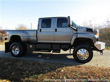 2004 Chevrolet Kodiak Topkick C7500 Diesel 4X4 Monster CAT Dually - Photo 8 - Richmond, VA 23237