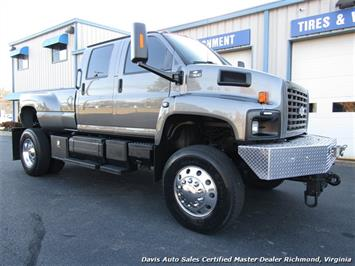2004 Chevrolet Kodiak Topkick C7500 Diesel 4X4 Monster CAT Dually - Photo 24 - Richmond, VA 23237