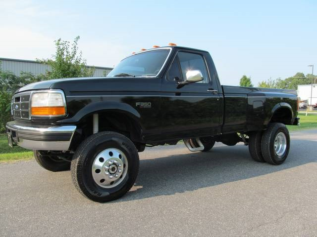 1996 Ford F 350 Xlt Sold