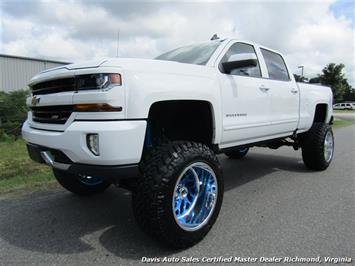 2016 Chevrolet Silverado 1500 LT Z71 Lifted 4X4 Full Crew Cab Short Bed Truck
