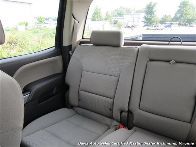 2016 Chevrolet Silverado 1500 LT Z71 Lifted 4X4 Full Crew Cab Short Bed - Photo 34 - Richmond, VA 23237
