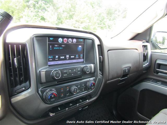 2016 Chevrolet Silverado 1500 LT Z71 Lifted 4X4 Full Crew Cab Short Bed - Photo 15 - Richmond, VA 23237