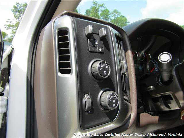 2016 Chevrolet Silverado 1500 LT Z71 Lifted 4X4 Full Crew Cab Short Bed - Photo 16 - Richmond, VA 23237