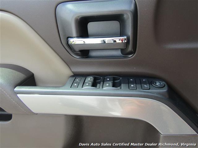 2016 Chevrolet Silverado 1500 LT Z71 Lifted 4X4 Full Crew Cab Short Bed - Photo 31 - Richmond, VA 23237