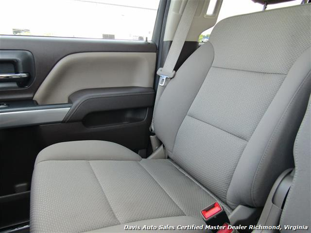 2016 Chevrolet Silverado 1500 LT Z71 Lifted 4X4 Full Crew Cab Short Bed - Photo 33 - Richmond, VA 23237