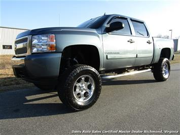 2007 Chevrolet Silverado 1500 LT Lifted 4X4 Crew Cab Short Bed Truck