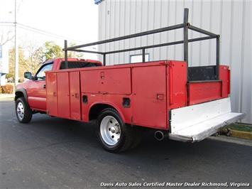 2002 Chevrolet Silverado 3500 HD Diesel Duramax Dually Regular Cab Reading Utility Work - Photo 3 - Richmond, VA 23237