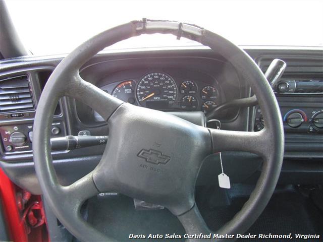 2002 Chevrolet Silverado 3500 HD Diesel Duramax Dually Regular Cab Reading Utility Work - Photo 6 - Richmond, VA 23237