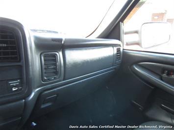 2002 Chevrolet Silverado 3500 HD Diesel Duramax Dually Regular Cab Reading Utility Work - Photo 17 - Richmond, VA 23237