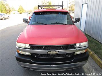 2002 Chevrolet Silverado 3500 HD Diesel Duramax Dually Regular Cab Reading Utility Work - Photo 13 - Richmond, VA 23237