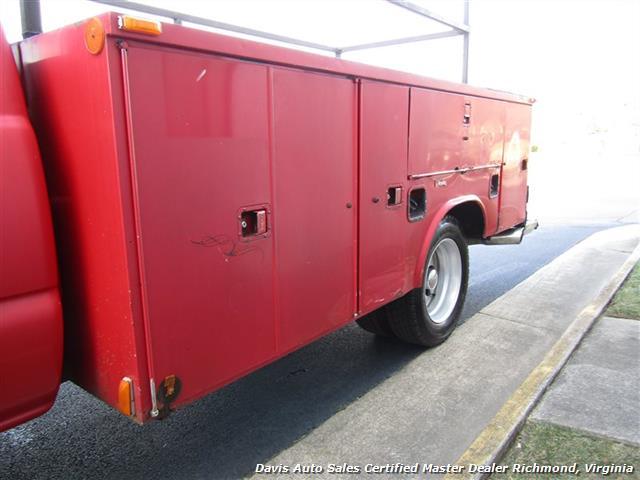2002 Chevrolet Silverado 3500 HD Diesel Duramax Dually Regular Cab Reading Utility Work - Photo 14 - Richmond, VA 23237