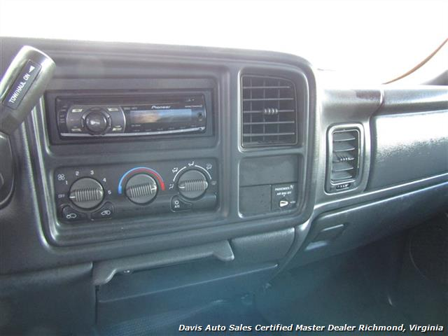 2002 Chevrolet Silverado 3500 HD Diesel Duramax Dually Regular Cab Reading Utility Work - Photo 7 - Richmond, VA 23237