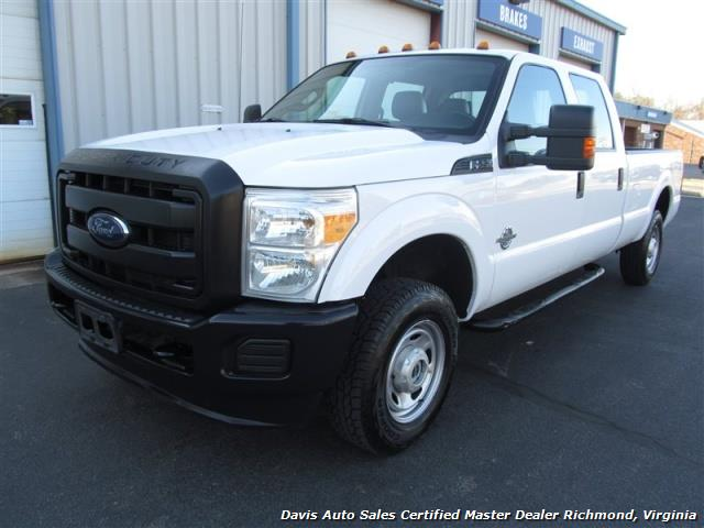 2015 ford f 250 powerstroke diesel xl 4x4 crew cab. Black Bedroom Furniture Sets. Home Design Ideas