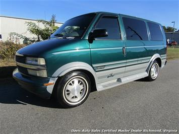 1997 Chevrolet Astro Passenger EZ Ride Conversion Van