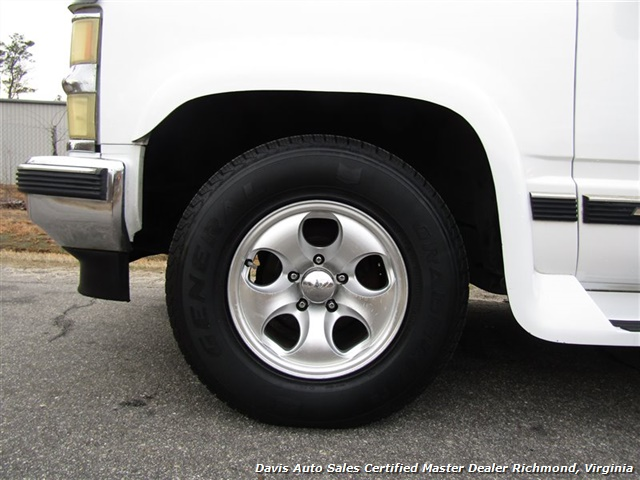 1996 Chevrolet Silverado 1500 C/K Extended Cab Short Bed Flare Step Side - Photo 10 - Richmond, VA 23237