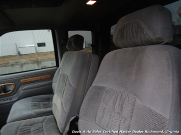 1996 Chevrolet Silverado 1500 C/K Extended Cab Short Bed Flare Step Side - Photo 8 - Richmond, VA 23237
