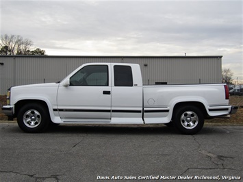 1996 Chevrolet Silverado 1500 C/K Extended Cab Short Bed Flare Step Side - Photo 2 - Richmond, VA 23237