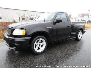 1999 Ford F-150 SVT Lightning Regular Cab Flare Side Supercharged Truck