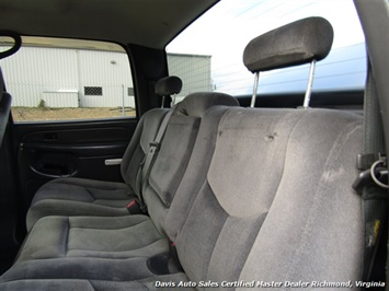 2005 GMC Sierra 1500 SLE 4X4 Crew Cab Short Bed Vortec - Photo 9 - Richmond, VA 23237