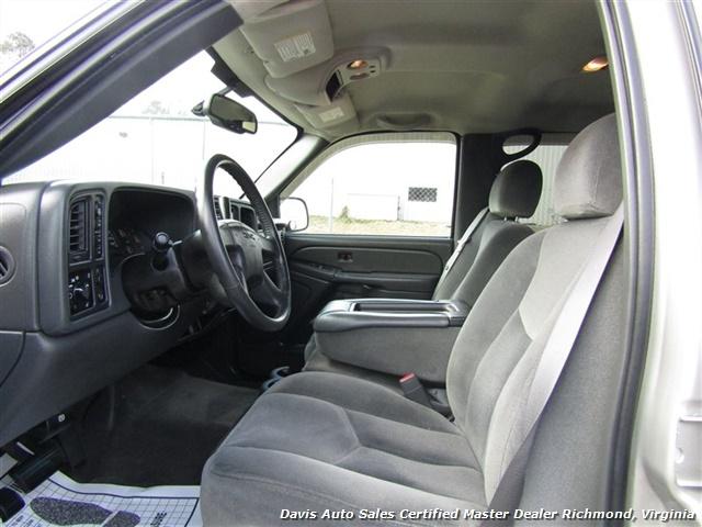 2005 GMC Sierra 1500 SLE 4X4 Crew Cab Short Bed Vortec - Photo 21 - Richmond, VA 23237