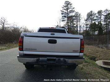 2005 GMC Sierra 1500 SLE 4X4 Crew Cab Short Bed Vortec - Photo 4 - Richmond, VA 23237