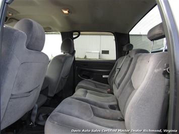 2005 GMC Sierra 1500 SLE 4X4 Crew Cab Short Bed Vortec - Photo 23 - Richmond, VA 23237