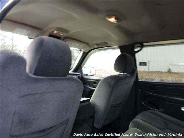 2005 GMC Sierra 1500 SLE 4X4 Crew Cab Short Bed Vortec - Photo 16 - Richmond, VA 23237