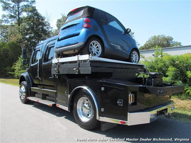 2007 Freightliner M2 106 Business Class Sport Chassis Crew