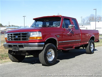 1997 Ford F-250 Super Duty XLT OBS 7.3 Diesel 4X4 Long Bed Truck