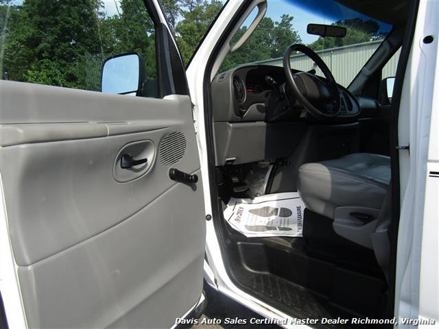 2005 Ford E350 Super Duty Econoline E-Series Power Stroke Turbo Diesel Cargo Work - Photo 6 - Richmond, VA 23237