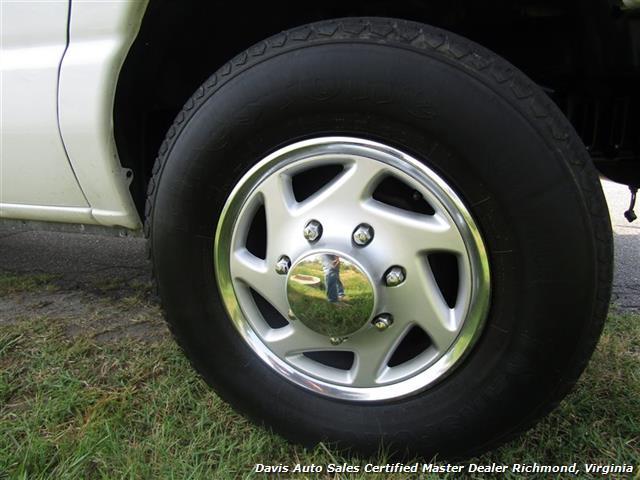 2005 Ford E350 Super Duty Econoline E-Series Power Stroke Turbo Diesel Cargo Work - Photo 28 - Richmond, VA 23237
